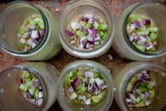 salad jars