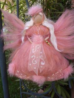 Wool fairy Natacha