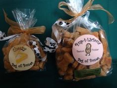 Packaging Necessary for Homemade Dog Treat Business