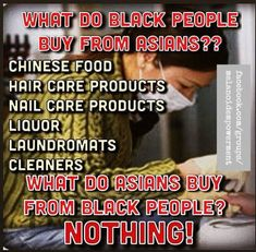 Good question to ponder.  Another question to ponder: Why don't Black People own more of these businesses so we have choices? C.C.MARIE