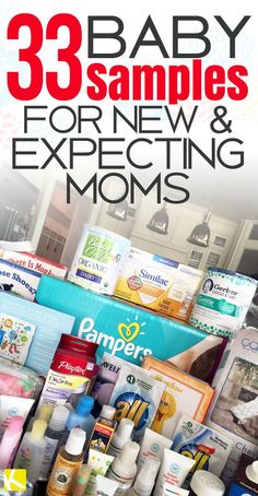 THE most comprehensive and honest list of free baby items I've seen! A must for any new mom!: