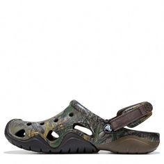 0fde3eb9f Crocs Men s Swiftwater Realtree Xtra Clog Shoes (Walnut Espresso)  espresso  Crocs Classic