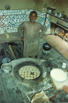 Tipica pasticceria a Shrinagar