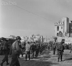 Troops Arriving in Anzio - 1944    #TuscanyAgriturismoGiratola