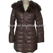 Fashing new winter PU leather coats with hood 2013  Best Buy follow this link http://shopingayo.space