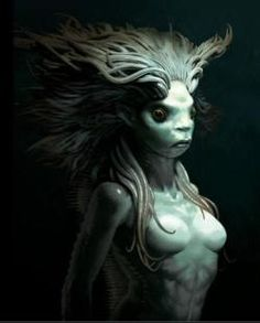 """The oldest recorded merpeople were known as sirens (Greece) and it is in warmer waters that we find the beautiful mermaids for frequently depicted in Muggle literature and painting. The selkies of Scotland and the Merrows of Ireland are less beautiful, but they share that love of music which is common to all merpeople."""