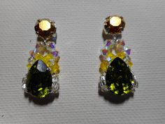 CHRIZODESIGN Stud Earrings, Jewelry, Fashion, Homemade, Earrings, Jewlery, Moda, Jewels, La Mode