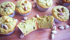 Undressed Skeleton — Avocado Pistachio Almond Muffins! Gluten-Free, Protein-Packed, & Vegan Swaps Included!