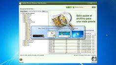 Quieres aber cómo recuperar archivos? Hard drive data recovery es fácil con el mejor programa para recuperar archivos. Recupere los archivos borrados, recupere archivos despues de formatear, recupere su papelera de reciclaje, y más.