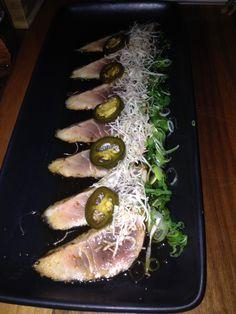 At Kyo restaurant Montreal