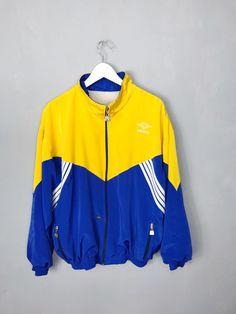 <strong>UMBRO</strong> • Vintage Sportjacke • M / L