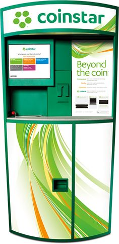 Choose an eGift Card to get free coin counting at Coinstar