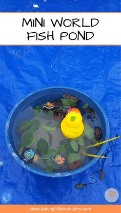 Get your littles ones exploring with these sensory tubs for toddlers. If you want taste safe tubs for babies or mini world setup doubles, find it here. Sensory Tubs, Sensory Boxes, Sensory Activities, Sensory Play, Toddler Activities, Kids Outdoor Play, Outdoor Learning, Water Tub, Forest School Activities