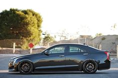 2013 Cadillac ATS Tuned | By D3 Group - Freshness Mag
