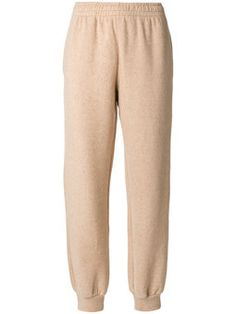 textured track pants