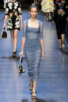 Défilé Dolce & Gabbana Printemps-Eté 2016