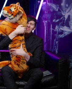 Phil and Winston (Phinston > I ship it :))