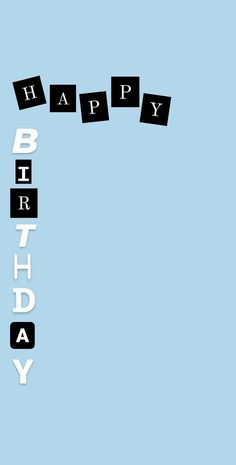 Happy Birthday Template, Happy Birthday Frame, Happy Birthday Posters, Happy Birthday Wallpaper, Birthday Posts, Birthday Frames, Happy Birthday Boyfriend, Instagram And Snapchat, Instagram Story Ideas