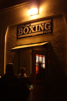 old boxing gyms - Google Search