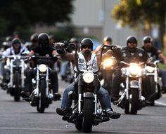 Afbeeldingsresultaat voor biker gangs in island Biker Clubs, Motorcycle Clubs, Motorcycle Style, Harley Davidson Motorcycles, Custom Motorcycles, Outlaws Motorcycle Club, Angel Movie, Motorcycle Wedding, Biker Quotes