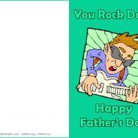 You Rock Dad