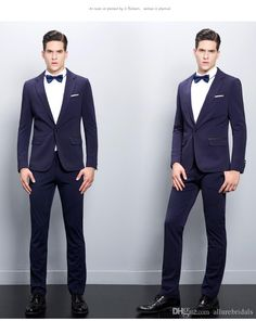2015 High Quality Custom Made Generous Groom Tuxedos Grooms Men Best Man Suit Men'S Wedding Suits Jacket+Pants+Tie Men Clothes Men Suit From Allurebridals, $78.47  Dhgate.Com