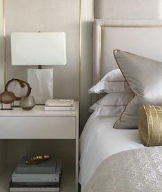 Bedroom Design Ideas – Create Your Own Private Sanctuary Home Bedroom, Bedroom Decor, Luxurious Bedrooms, Beautiful Bedrooms, Home Decor Inspiration, Furniture Design, House Design, Interior Design, Radley