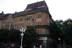 Tot László Székely este arhitectul care a proiectat si palatul Hilt-Vogel din Piata Victoriei. Cladirea a fost ridicata intre anii 1912-1913. Imobilul a fost proiectat lipit de o alta cladire-monument: Palatul Széchenyi, planuita si realizata de acelasi arhitect. In prezent, palatul are 17 apartamente, care sunt fie ocupate de familii de timisoreni, fie inchiriate. In momentul actual, Palatul Hilt este evaluat la 3 milioane de euro.