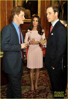 Prince William & Duchess Kate: Diamond Jubilee Lunch!