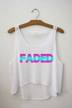 FADED – Hipster Tops