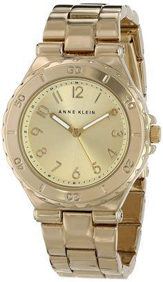 Zegarek damski Anne Klein AK-1252CHGB - sklep internetowy www.zegarek.net