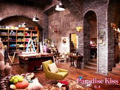 Studio from Paradise Kiss