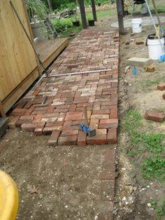 Exceptional 80 Awesome Brick Patterns Patio Ideas For Beautiful Yard