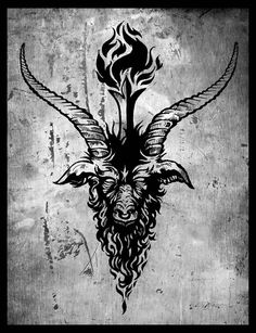 Baphomet by MalachiDesigns on DeviantArt