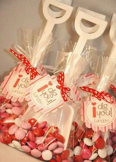 Cute Valentines Day favor.