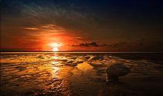 French Guiana sunset