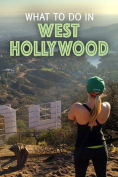 What to Do in West Hollywood: No matter if you walk, bike, drive or take public transit, WeHo is the best jumping-off point to see LA's hottest spots. After a day of adventuring, you can come back and enjoy West Hollywood's amazing  restaurant and nightlife scene!