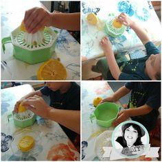 DIY - zrób to sam : ZROBIONE Z DZIEĆMI - Lemoniada Diy, Bricolage, Do It Yourself, Homemade, Diys, Crafting