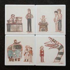 Artwork - Coaster Set