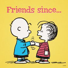 When did you first meet your best friend?