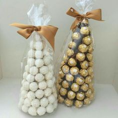 Ferrero Rocher® Tower Centre Piece by Sweet Trees, the perfect gift for Explore more unique gifts in our curated marketplace. Chocolate Navidad, Chocolate Tree, Chocolate Flowers, Christmas Chocolate, Chocolate Gifts, Christmas Candy, Christmas Crafts, Chocolate Covered Strawberries, Homemade Chocolate