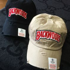 DISTRESSED BACKWOODS