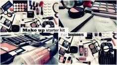 makeup starter kit for beginners (drug store)