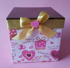 Gift box Handmade