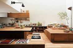 Home Decoration For Wedding .Home Decoration For Wedding Interior Design Magazine, Home Interior Design, Interior Architecture, Interior Decorating, Japanese Kitchen, Japanese House, Bedroom Minimalist, Japanese Interior Design, Style Japonais