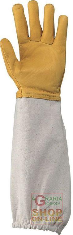 GUANTO FIORE CON MANICA LUNGA IN TELA  COLORE GIALLO  TG  8 9 10 11 https://www.chiaradecaria.it/it/guanti-da-lavoro/8344-guanto-fiore-con-manica-lunga-in-tela-colore-giallo-tg-8-9-10-11.html