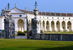 Villa Manin (in Codroipo, Udine) www.italianways.com/villa-manin-eighteen-hectares-of-history-parks-and-art/