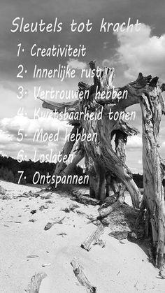 De 7 sleutels tot kracht