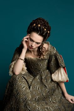 Anna Brewster in Versailles - Season 1 - Promotional pictures