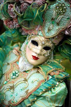 Venetian Carnaval by Par Deside #portrait